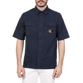 06538caeaf23 CALVIN KLEIN JEANS. Ανδρικό κοντομάνικο πουκάμισο ...