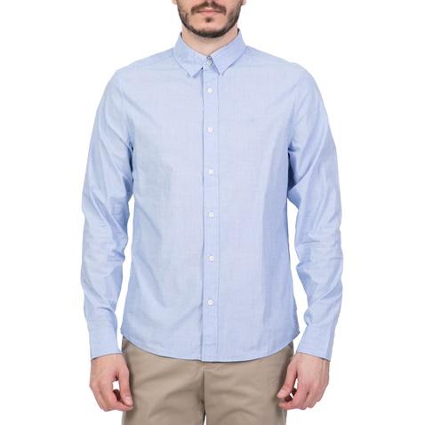 2832e1c230 Ανδρικό μακρυμάνικο πουκάμισο CALVIN KLEIN JEANS γαλάζιο (1613164.0-0518)