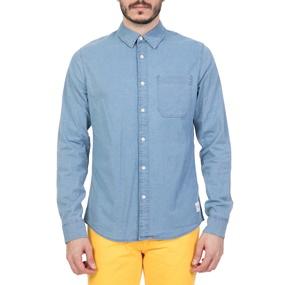 7cdab7132d21 CALVIN KLEIN JEANS. Ανδρικό τζιν πουκάμισο ...