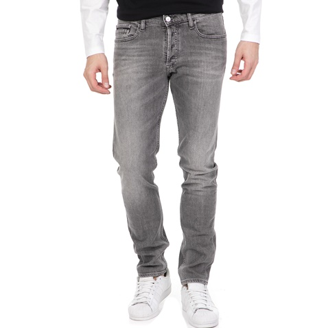 643ce54dc2fe Ανδρικό τζιν παντελόνι Calvin Klein Jeans γκρι (1613215.0-0081 ...