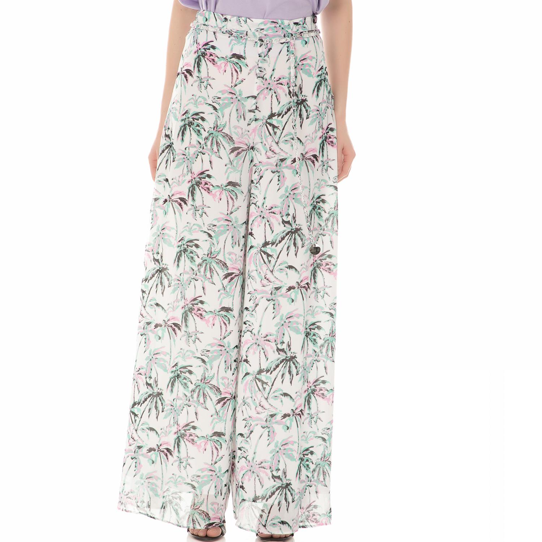 GUESS - Γυναικεία παντελόνα GUESS CHERYL φλοράλ