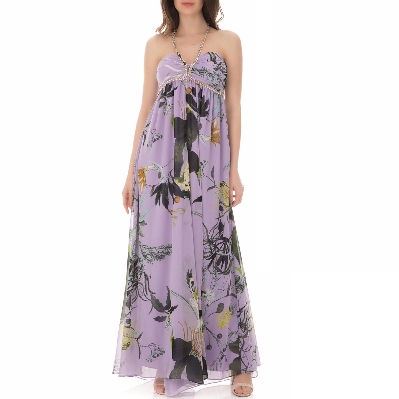 d9dd55e2f12a Factoryoutlet GUESS - Γυναικεία ολόσωμη φόρμα JORDYN φλοράλ