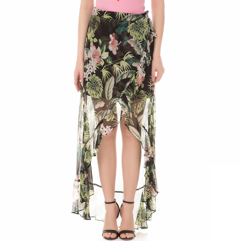 GUESS - Γυναικεία μίνι φούστα GUESS EMMA φλοράλ
