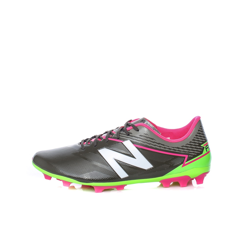 NEW BALANCE – Παπούτσια ποδοσφαίρου New Balance FURON 3.0 DISPATCH AG μαύρα – ροζ