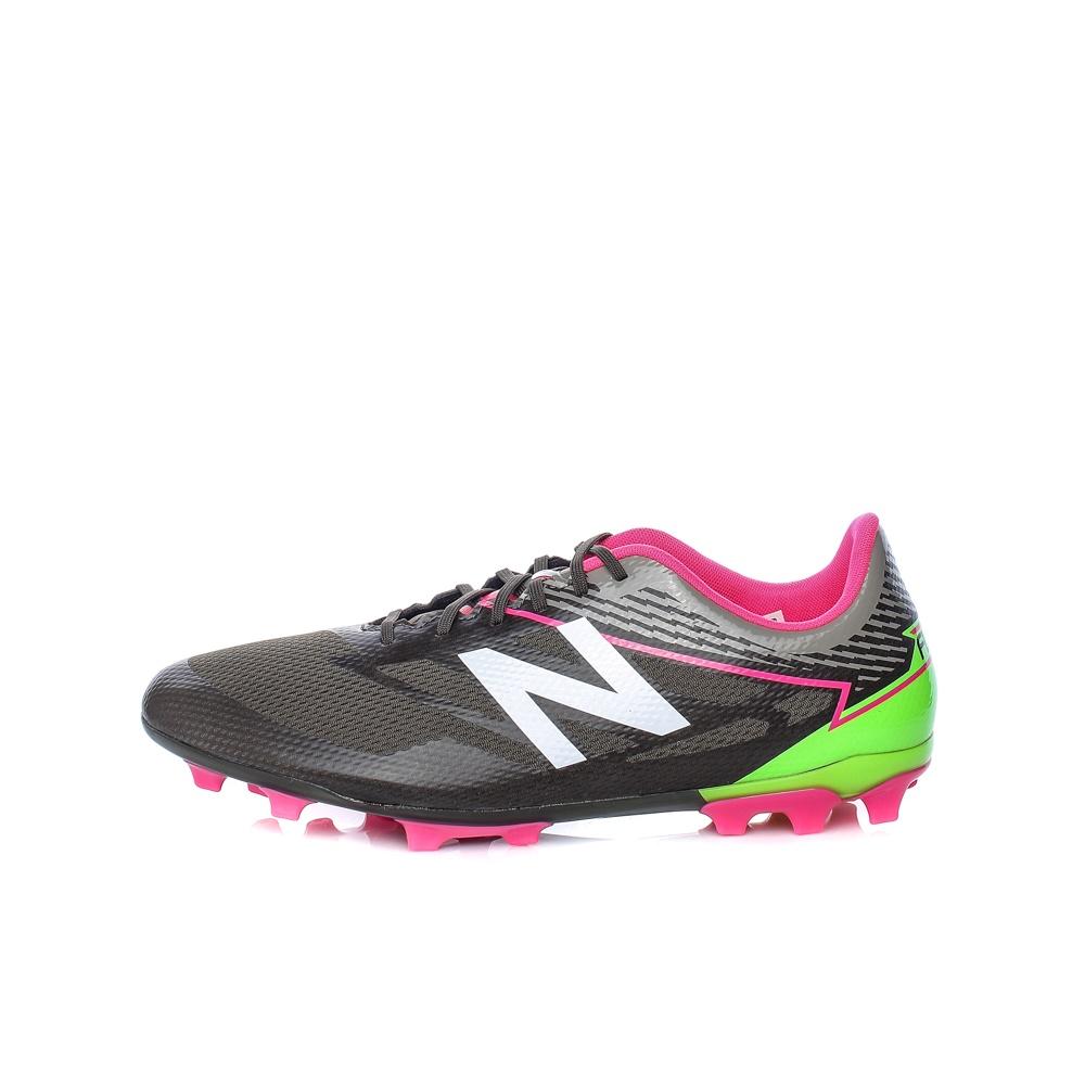 NEW BALANCE – Ανδρικά παπούτσια ποδοσφαίρου NEW BALANCE μαύρα – ροζ