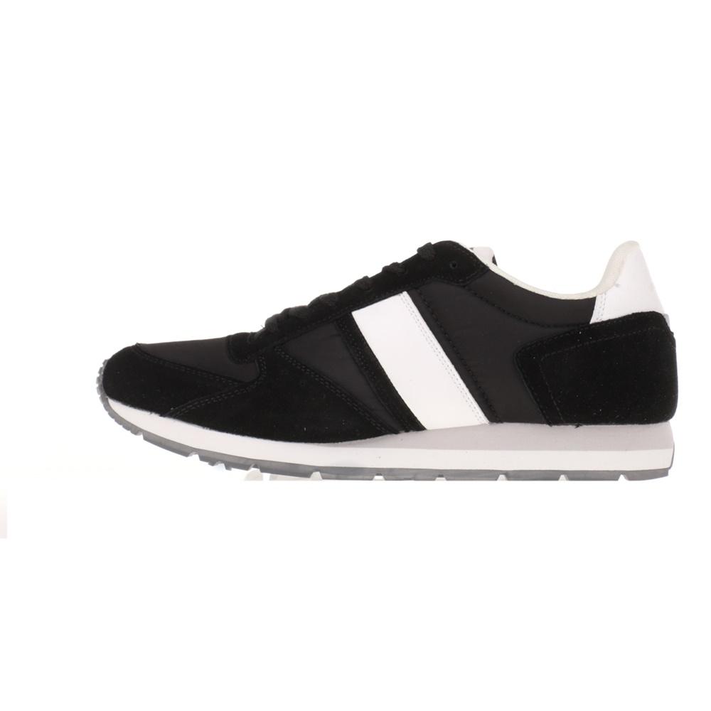 GAS – Ανδρικά sneakers GAS ROB MX μαύρα