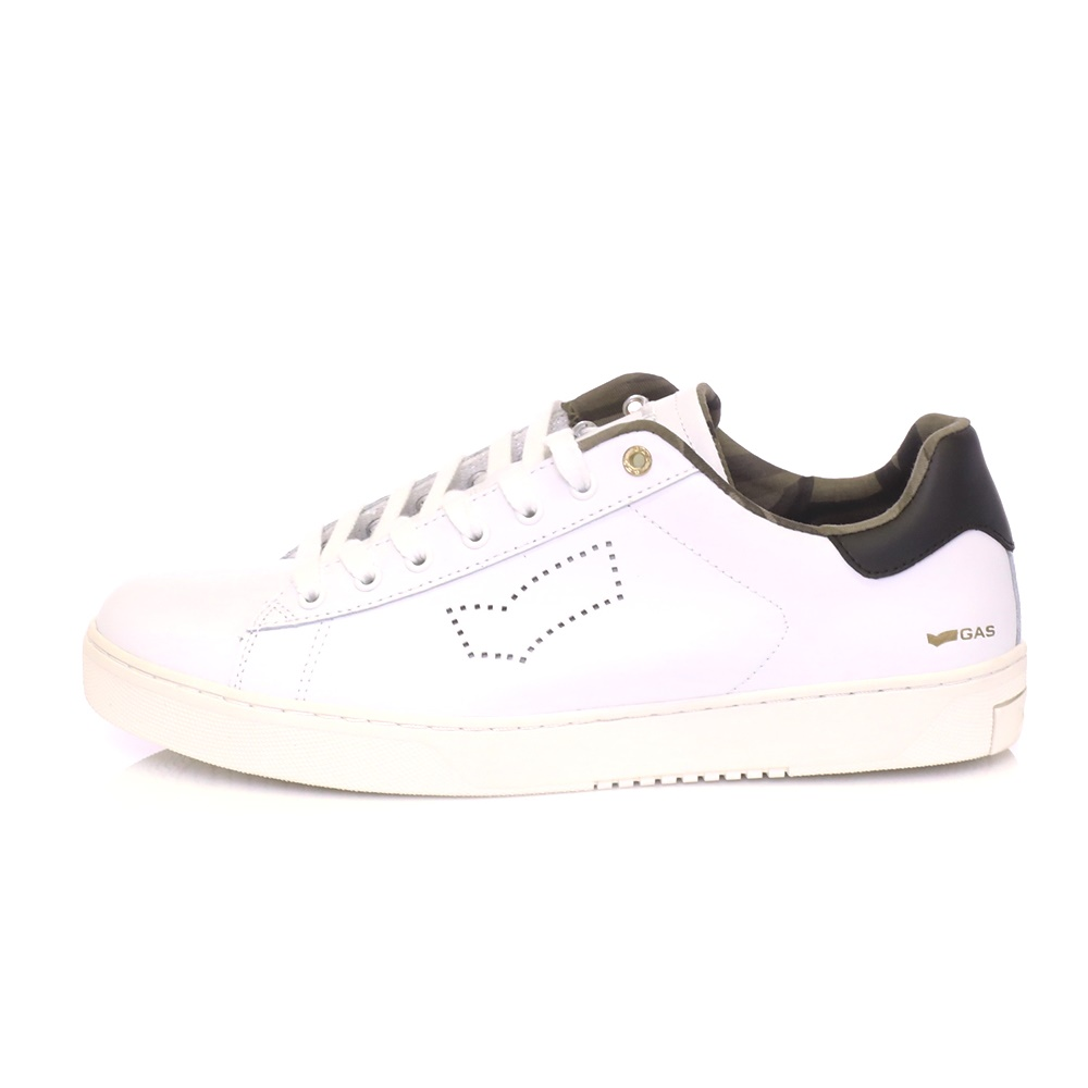 GAS – Ανδρικά sneakers GAS λευκά