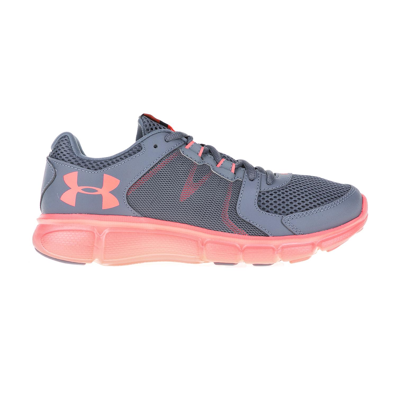 UNDER ARMOUR – Γυναικεία αθλητικά παπούτσια UNDER ARMOUR W Thrill 2 γκρι-ροζ bff1934a060