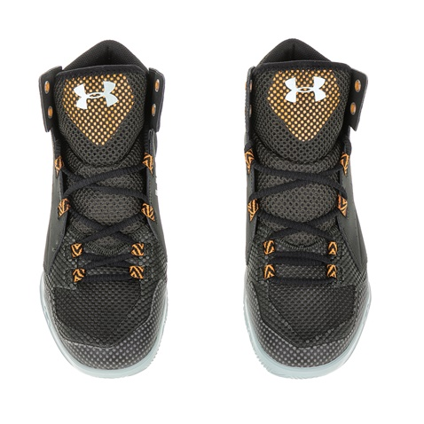 UNDER ARMOUR-Ανδρικά παπούτσια μπάσκετ UNDER ARMOUR Torch Fade καφέ-μαύρα