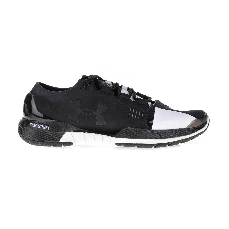 72aadfab392 UNDER ARMOUR – Ανδρικά αθλητικά παπούτσια UNDER ARMOUR Speedform  μαύρα-λευκά. Factoryoutlet