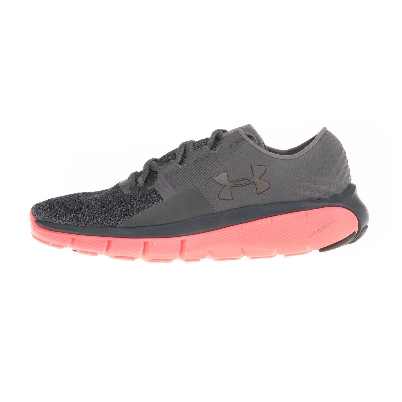 UNDER ARMOUR – Γυναικεία αθλητικά παπούτσια για τρέξιμο UA W SPEEDFORM FORTIS 2 TXTR ανθρακί