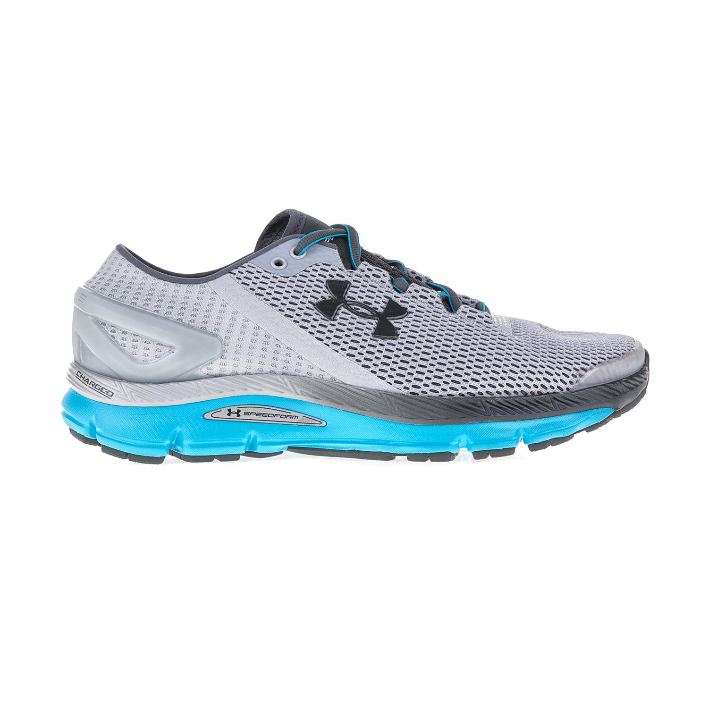 UNDER ARMOUR – Ανδρικά αθλητικά παπούτσια UNDER ARMOUR SPEEDFORM GEMINI 2 γκρι-μπλε