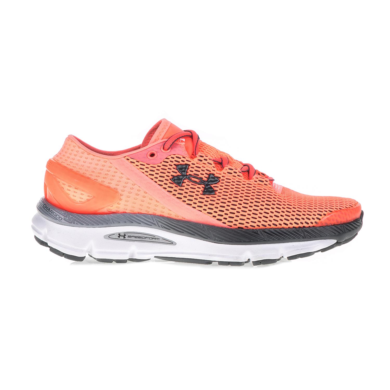 594881647f0 UNDER ARMOUR – Γυναικεία αθλητικά παπούτσια UNDER ARMOUR SPEEDFORM GEMINI  πορτοκαλί