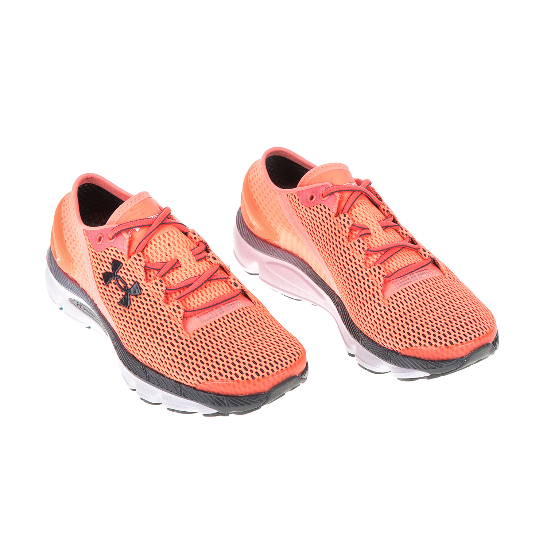 UNDER ARMOUR - Γυναικεία αθλητικά παπούτσια UNDER ARMOUR SPEEDFORM GEMINI  πορτοκαλί 437a552f9d4