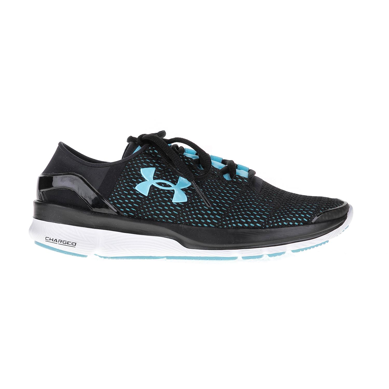 a8e9fbf7ec9 UNDER ARMOUR – Γυναικεία αθλητικά παπούτσια UNDER ARMOUR SPEEDFORM TURBULE  μαύρα-γαλάζια