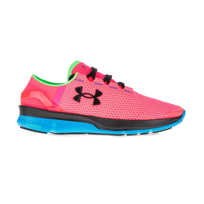 56ac375765f UNDER ARMOUR – Γυναικεία αθλητικά παπούτσια UNDER ARMOUR SPEEDFORM TURBULE  ροζ-μπλε. Factoryoutlet