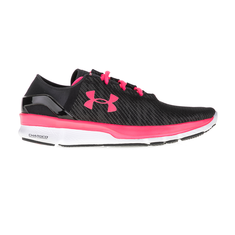7ba8a51adf5 UNDER ARMOUR - Γυναικεία αθλητικά παπούτσια UNDER ARMOUR SPEEDFORM TURBULE  μαύρα-ροζ