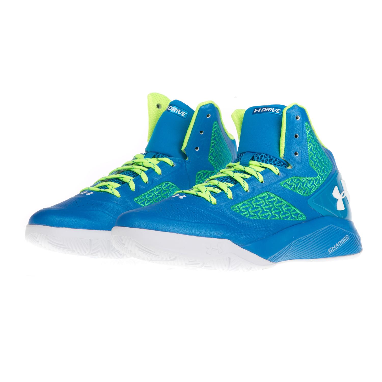 UNDER ARMOUR - Ανδρικά παπούτσια μπάσκετ UA CLUTCHFIT DRIVE 2 μπλε ... 961da3d7d32