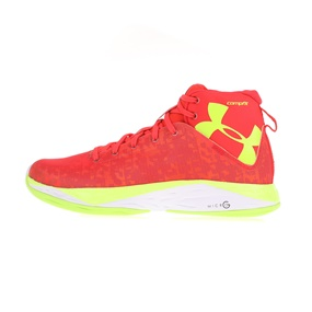 ebf76d5fd7f UNDER ARMOUR. Ανδρικά παπούτσια μπάσκετ SHARP SHOOTER UNDER ARMOUR κόκκινα