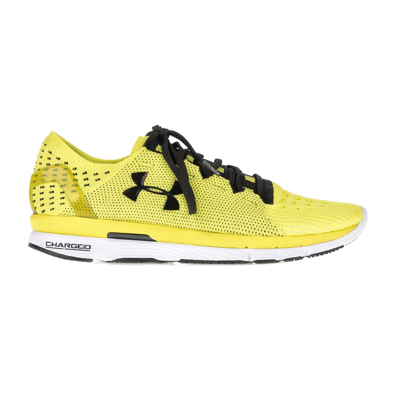 UNDER ARMOUR – Ανδρικά αθλητικά παπούτσια UNDER ARMOUR SPEEDFORM SLINGSHOT  κίτρινα-μαύρα f5775a014e5