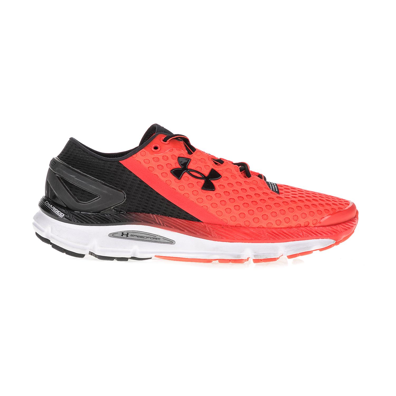 UNDER ARMOUR – Ανδρικά αθλητικά παπούτσια UNDER ARMOUR SPEEDFORM GEMINI 2  κόκκινα-μαύρα 31edabad71e
