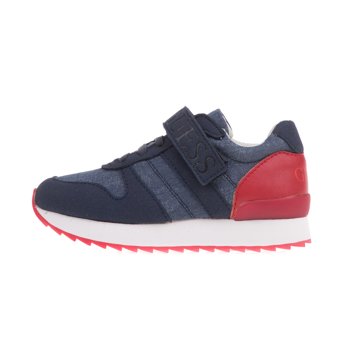 GUESS KIDS – Αγορίστικα sneakers GUESS KIDS RUDY μπλε