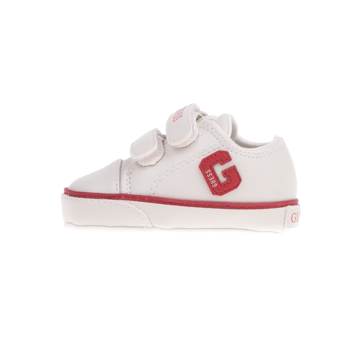 9b8e5aabe25 -50% Factory Outlet GUESS KIDS – Βρεφικά sneakers GUESS KIDS FYNN λευκά