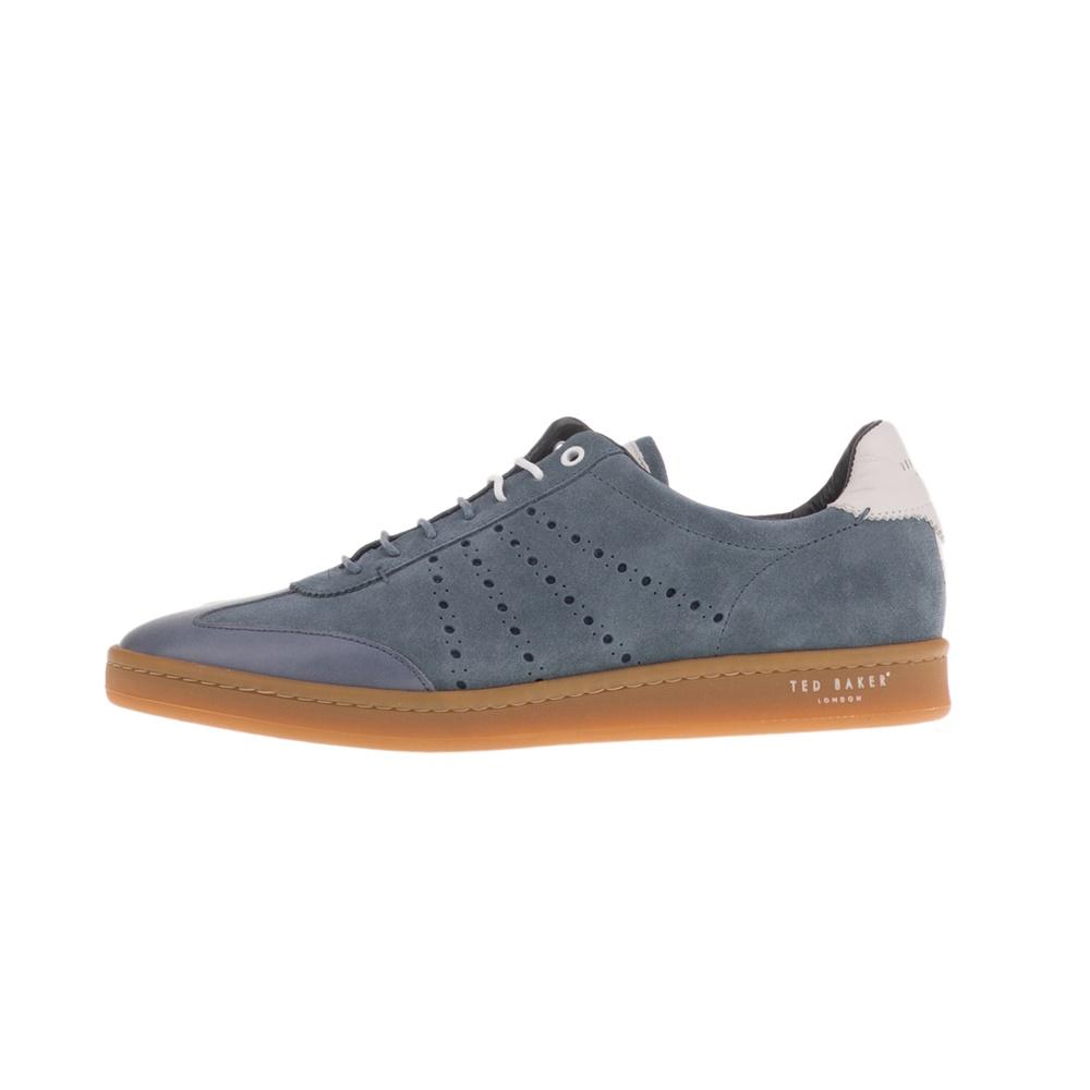 TED BAKER – Ανδρικά sneakers TED BAKER ORLEES μπλε