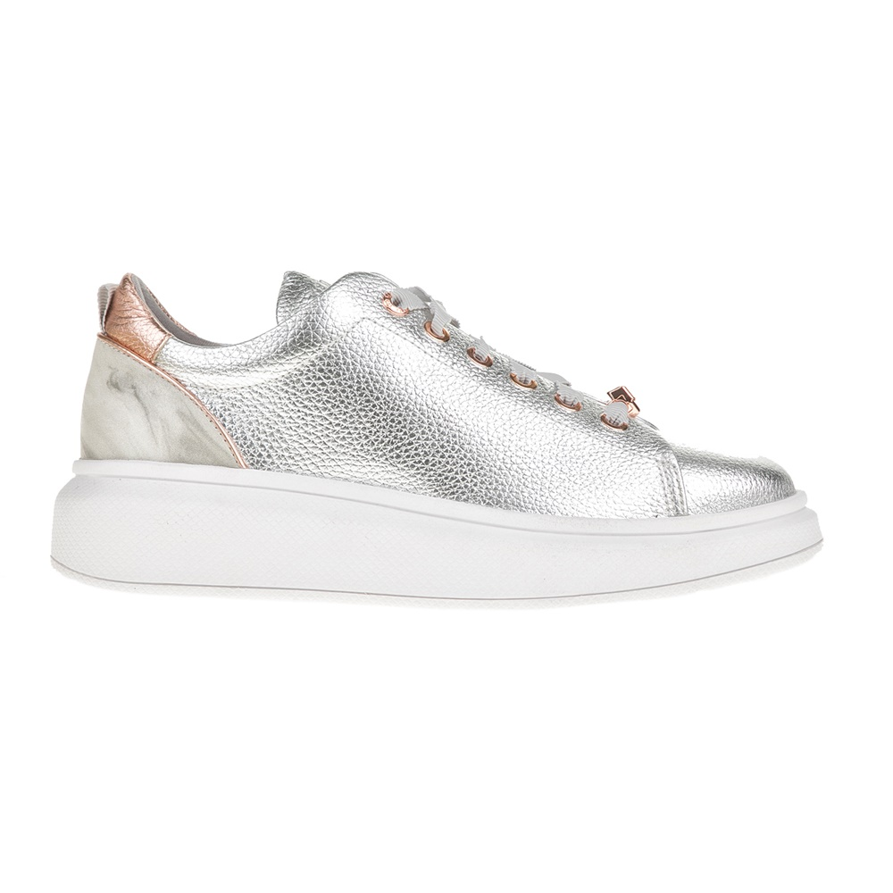 TED BAKER – Γυναικεία sneakers AILBE ασημί