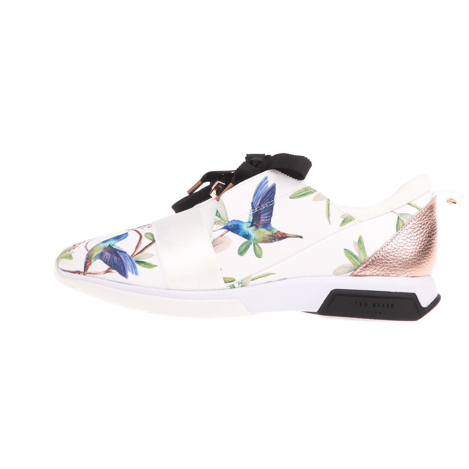 TED BAKER – Γυναικεία sneakers CEPAP TED BAKER λευκά