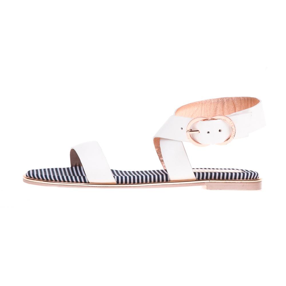 TED BAKER – Γυναικεία σανδάλια QEREDA TED BAKER λευκά