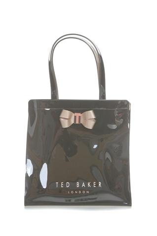Γυναικεία τσάντα ώμου Ted Baker μαύρη (1617094.0-0071)  f715e432f9e