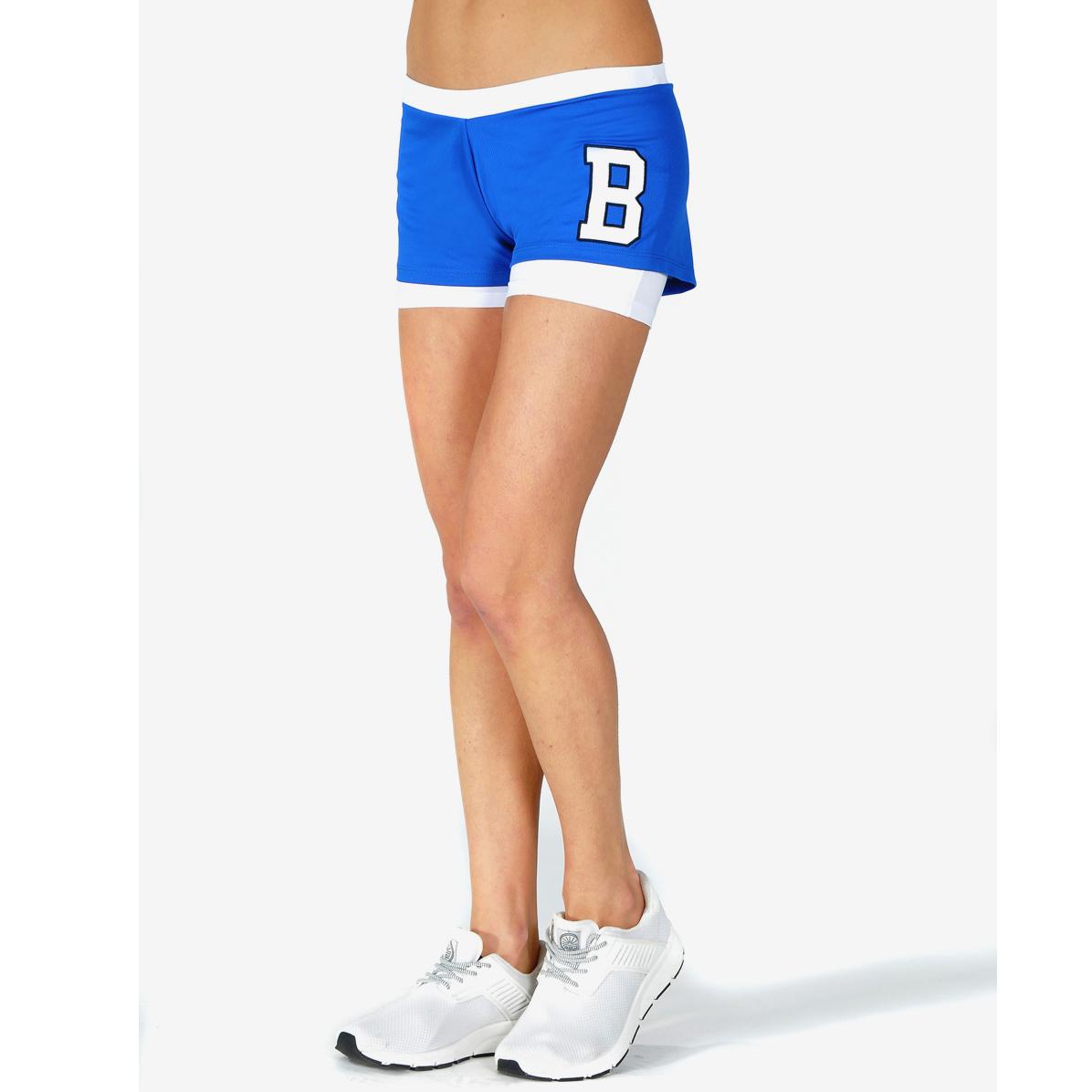 BODYTALK - Γυναικείο σορτς BODYTALK μπλε γυναικεία ρούχα σορτς βερμούδες αθλητικά