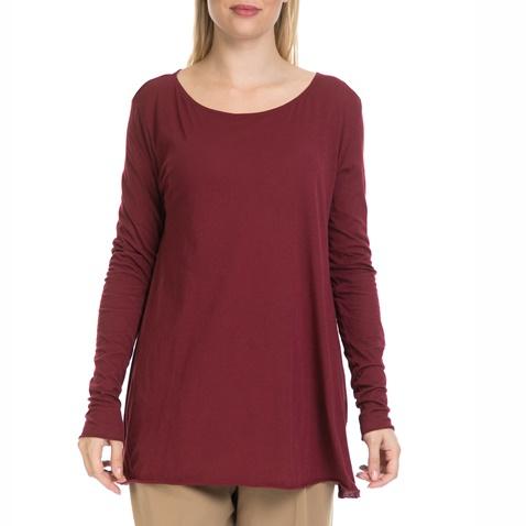 bf10a42dceb6 Γυναικεία μακρυμάνικη μπλούζα American Vintage κόκκινη (1617896.0-q3q5)
