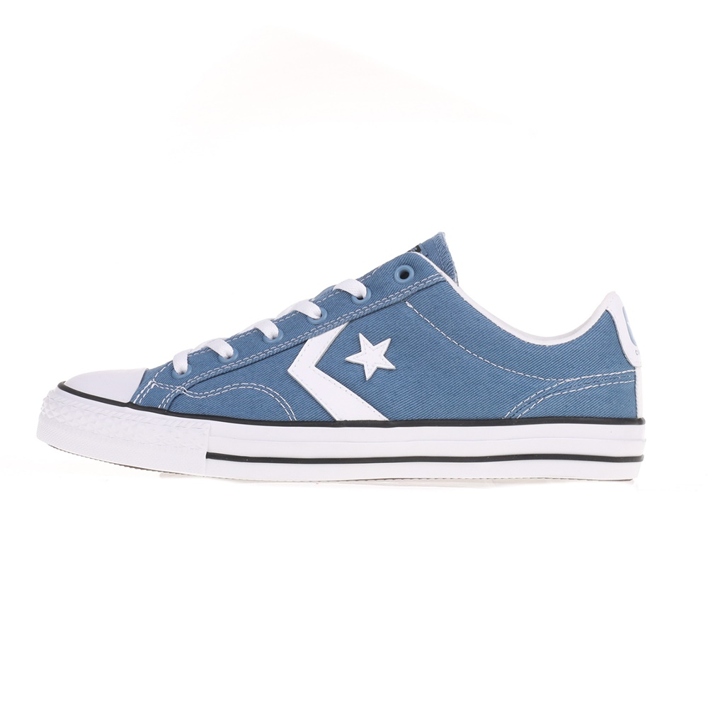 CONVERSE – Unisex sneakers Star Player Ox γαλάζια
