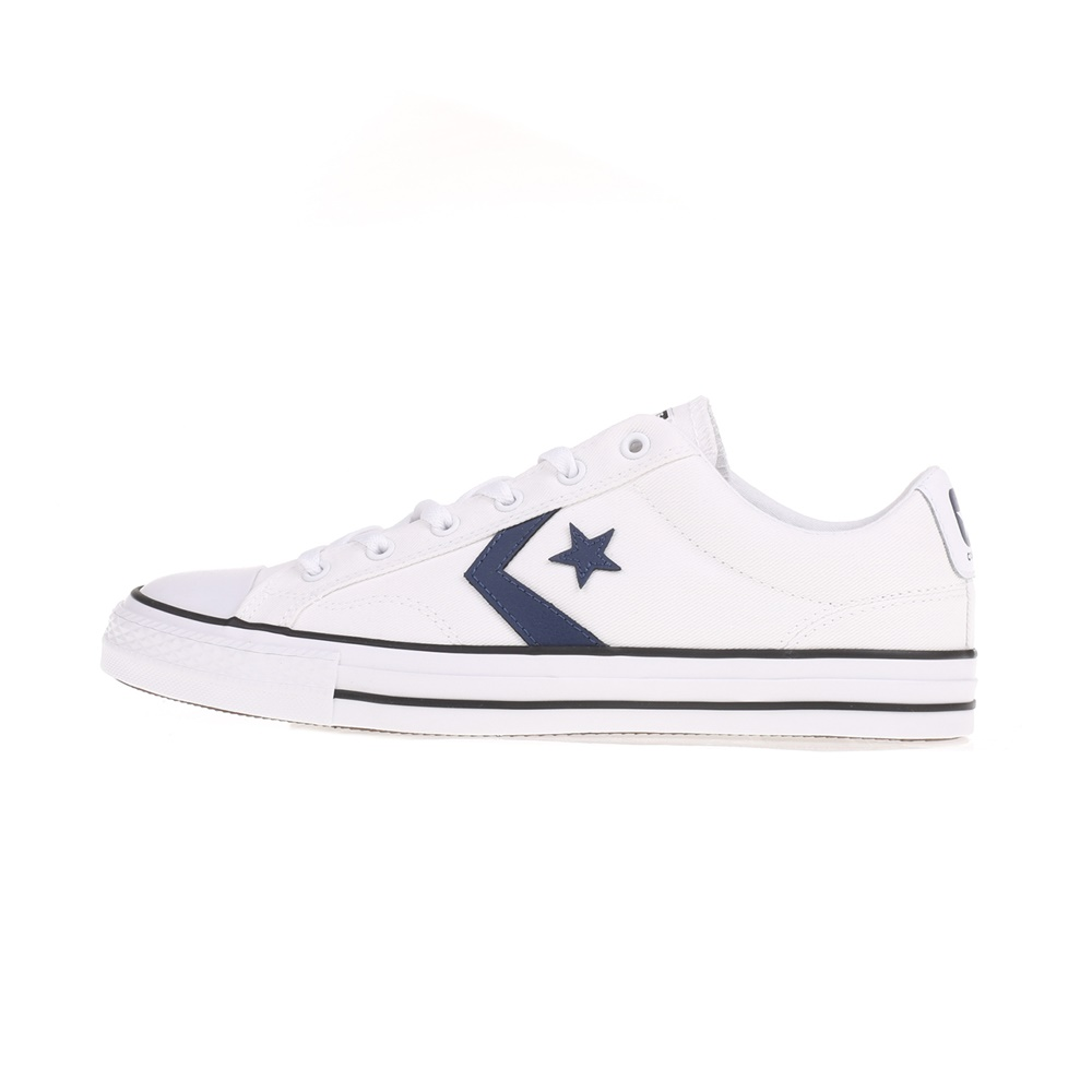 CONVERSE – Unisex sneakers Star Player Ox λευκό