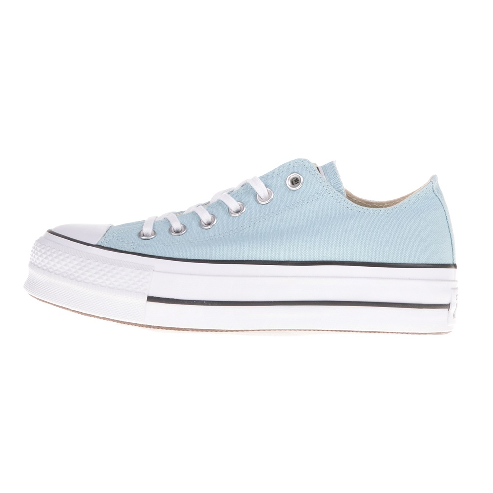 CONVERSE – Γυναικεία sneakers Chuck Taylor All Star Lift Ox γαλάζια