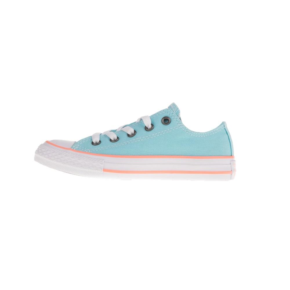 CONVERSE – Παιδικά παπούτσια CONVERSE CHUCK TAYLOR ALL STAR ΟΧ γαλάζιο