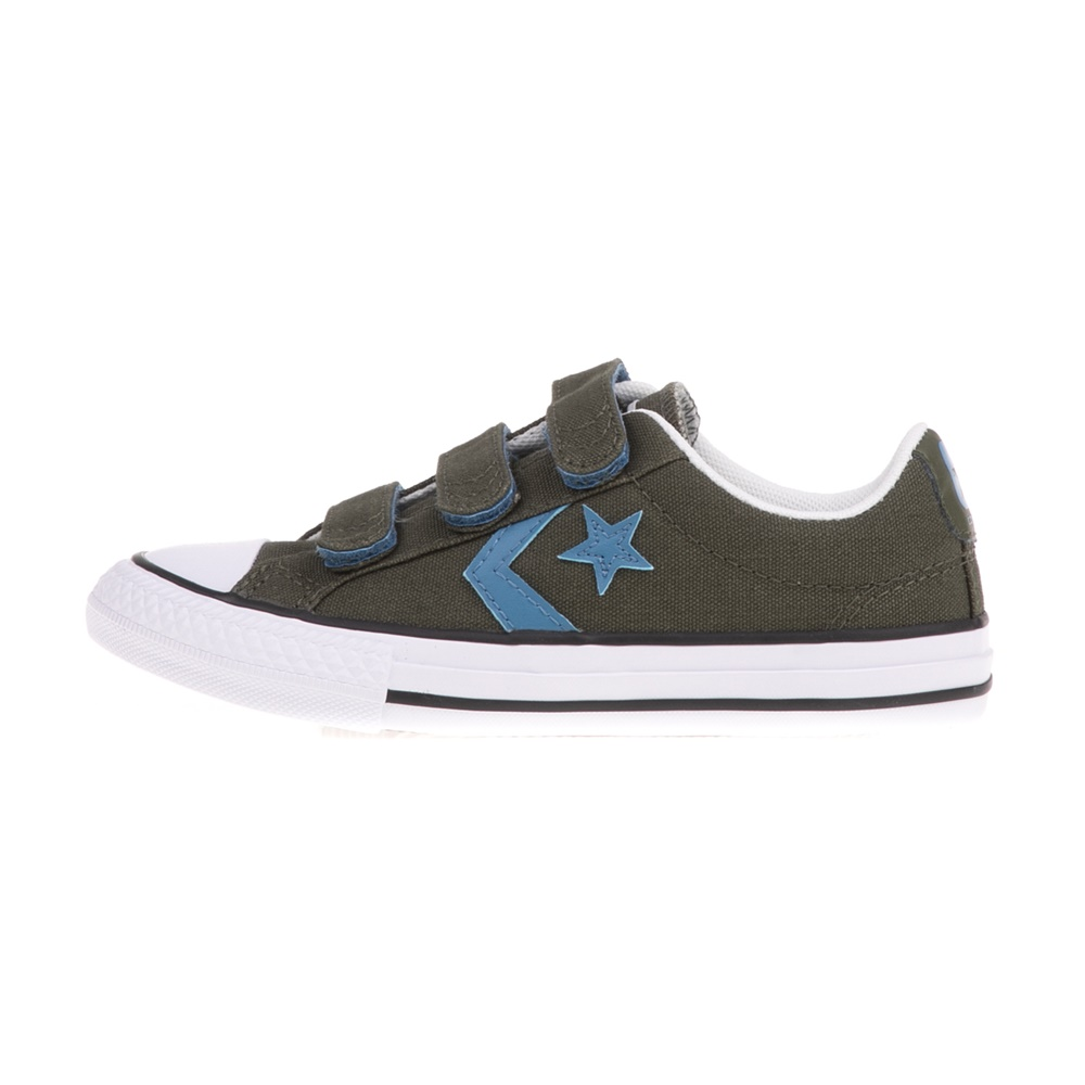 CONVERSE – Παιδικά sneakers CONVERSE Star Player Ox πράσινα