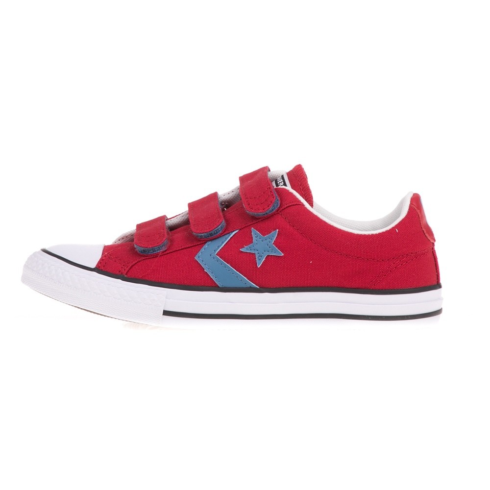 CONVERSE – Παιδικά sneakers CONVERSE Star Player Ox κόκκινα