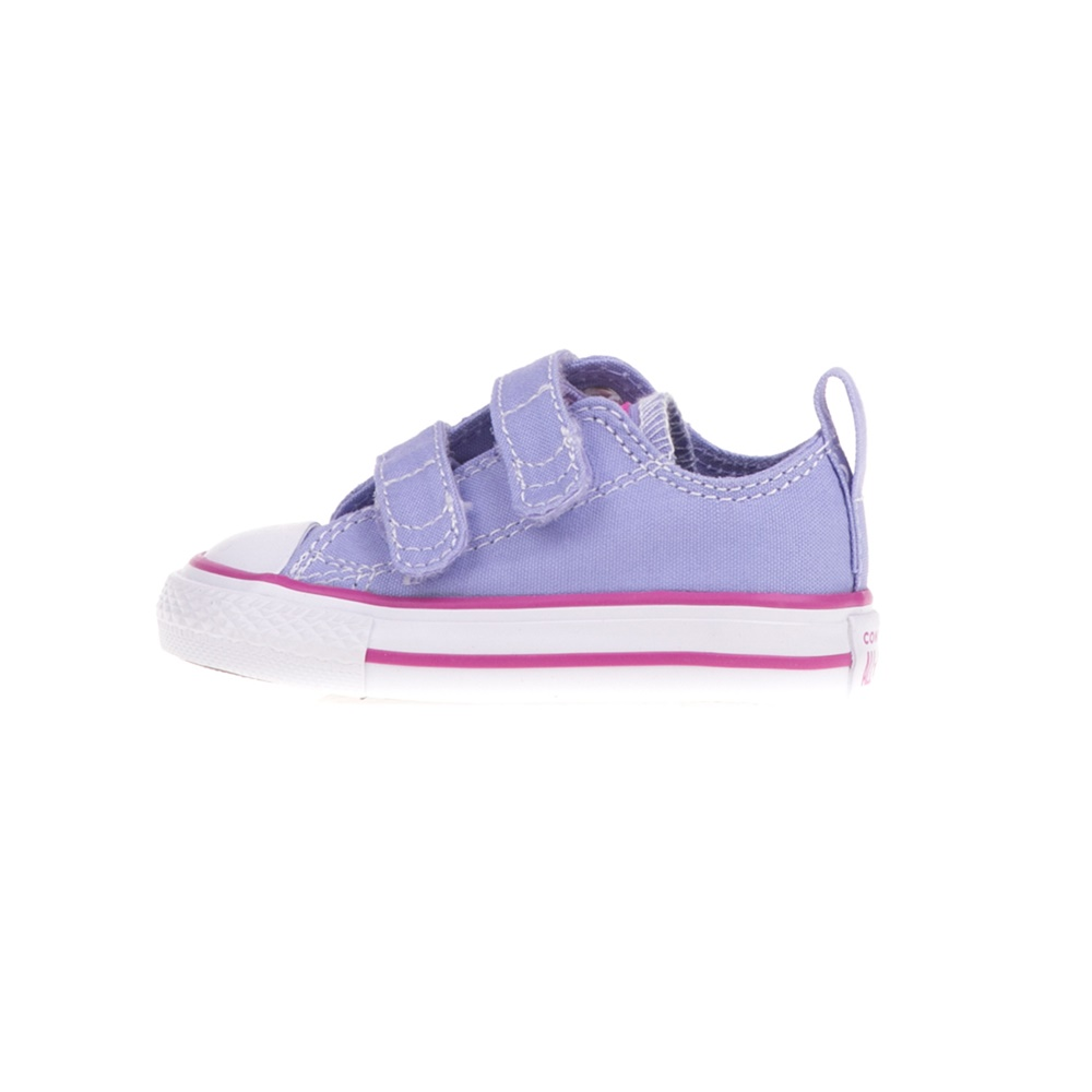 CONVERSE – Βρεφικά sneakers CONVERSE Chuck Taylor All Star 2V Ox μοβ