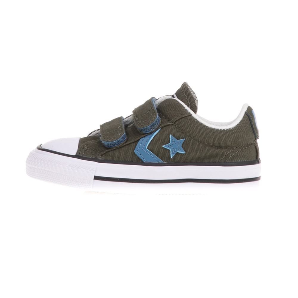 CONVERSE – Βρεφικά sneakers CONVERSE Star Player 2V Ox χακί