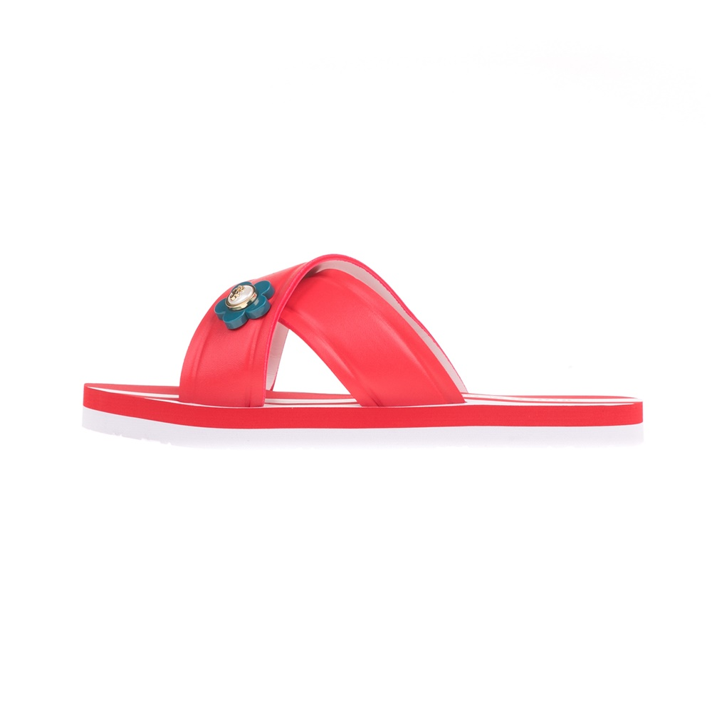 JUICY COUTURE – Γυναικεία slides ZEA JUICY COUTURE κόκκινα