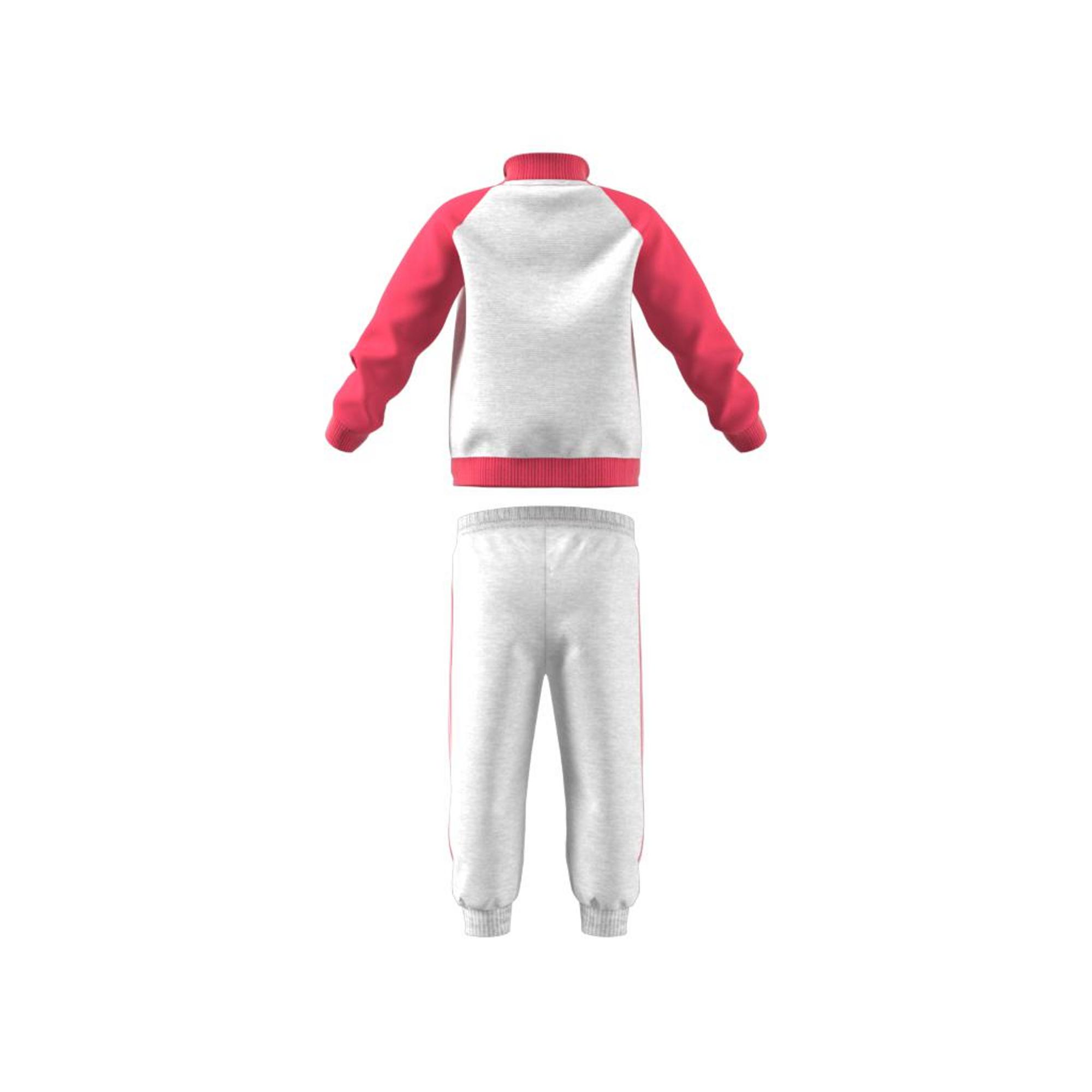 3e75e3eeb42 adidas - Βρεφικό σετ φόρμας adidas ροζ-γκρι, ΠΑΙΔΙ | ΡΟΥΧΑ | ΒΡΕΦΙΚΑ | ΣΕΤ