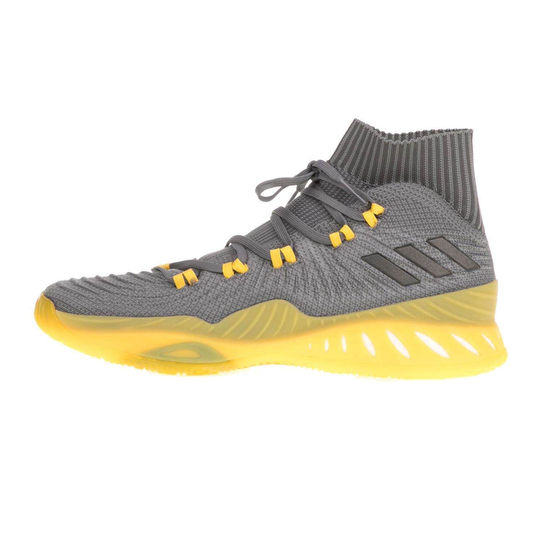 adidas Performance – Ανδρικά παπούτσια μπάσκετ Crazy Explosive Primeknit 2017 γκρι