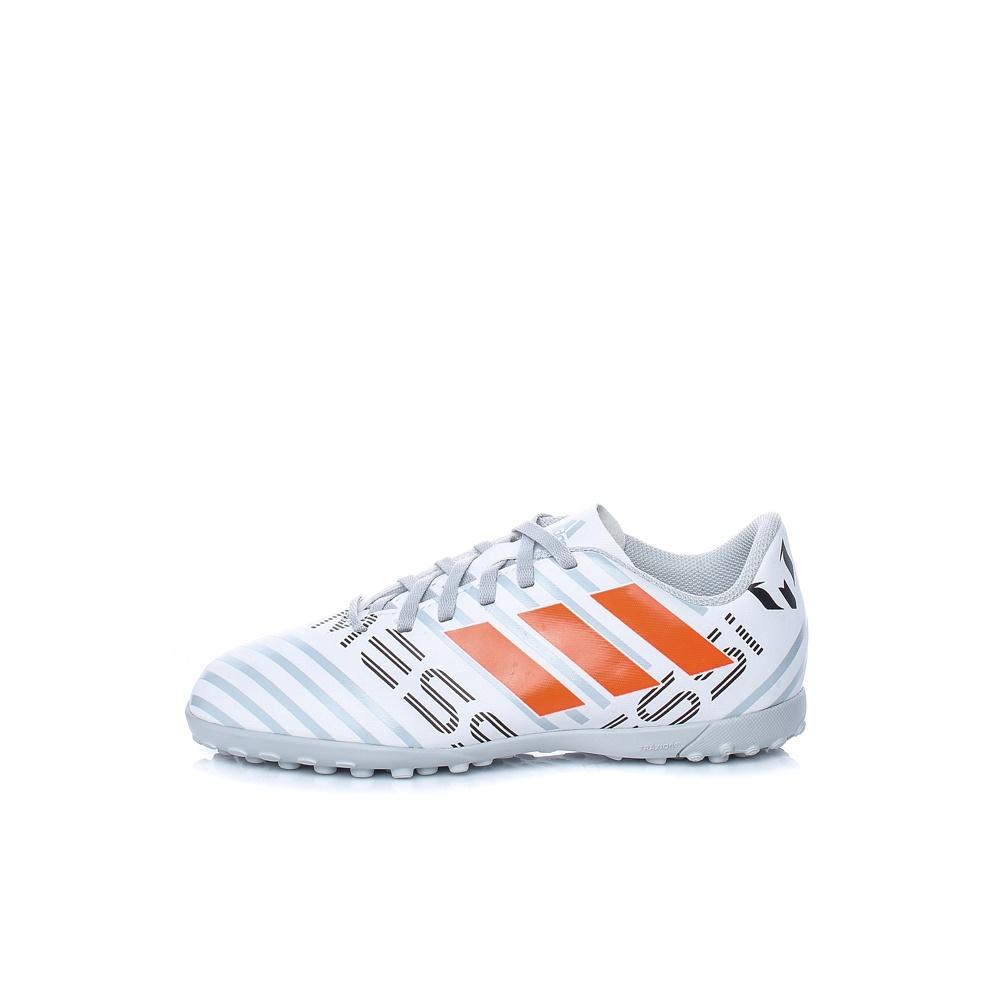 adidas Performance – Παιδικά παπούτσια MESSI 17.4 TF J λευκά-πορτοκαλί