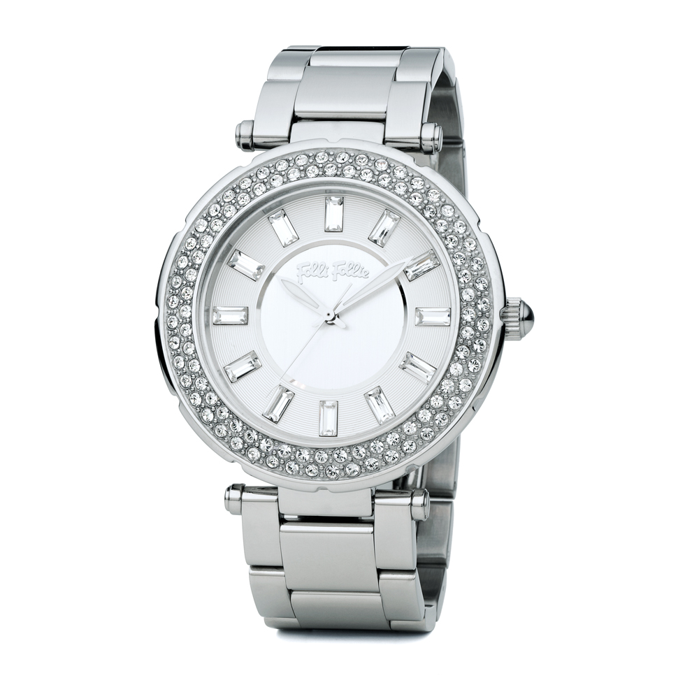 FOLLI FOLLIE - Γυναικείο ρολόι BEAUTIME FOLLI FOLLIE με μπρα...