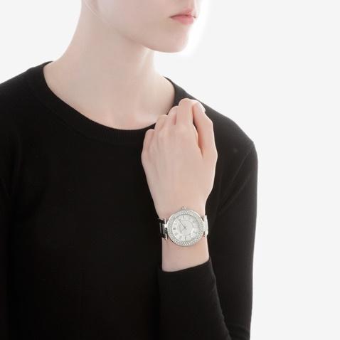 0ce1e9e141 Γυναικείο ρολόι BEAUTIME FOLLI FOLLIE με μπρασελέ ασημί (1620248.0 ...