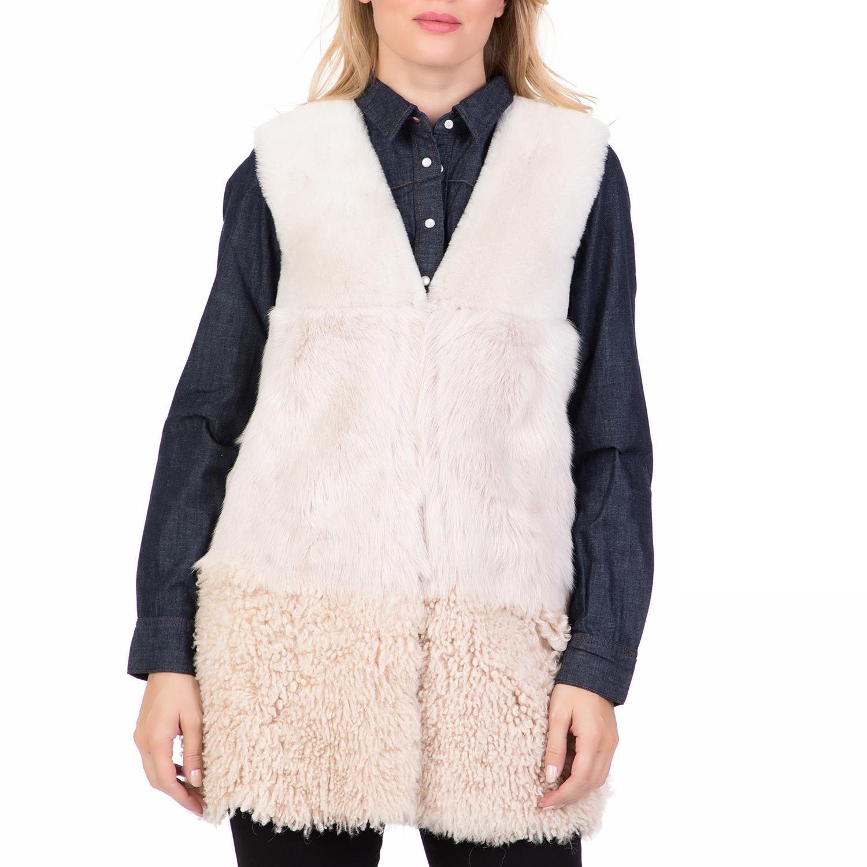 ... δερμάτινο μακρύ παλτό με κουκούλα ARMA MAYS   ROSE καφέ · ARMA MAYS    ROSE – Γυναικείο αμάνικο τζάκετ ISERE ARMA MAYS ... e9ce6d7c805