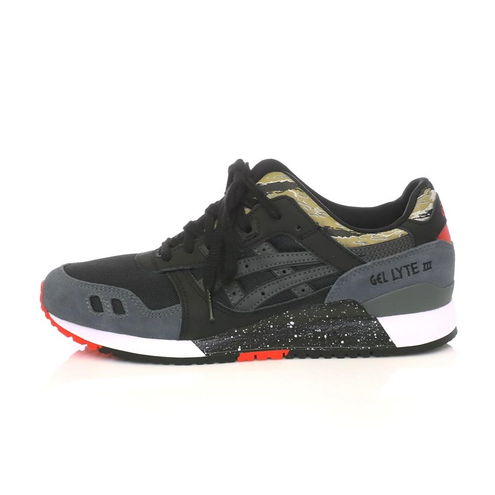 -40% ASICS – Ανδρικά αθλητικά παπούτσια ASICS GEL-LYTE III μαύρα-γκρι c1e82ce1be9